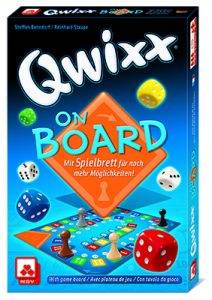 Qwixx on board - Spielekritik