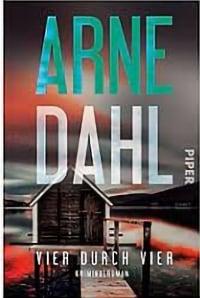 Lesbar 13: Vier durch vier von Arne Dahl
