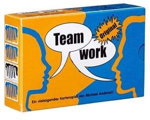 Das Spiel teamwork