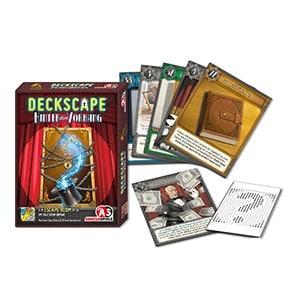 Deckscape Spiel