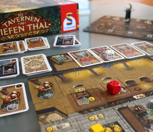 Spiel: Die Tavernen im tiefen Thal