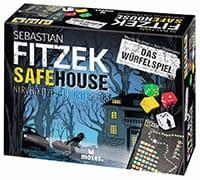 Sebastian Fitzek Safehouse - Das Würfelspiel