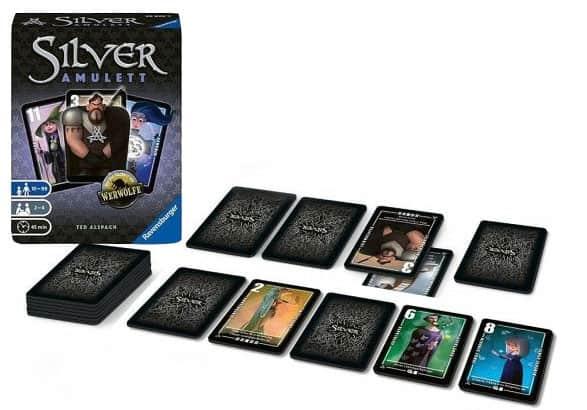 Das Spiel Silver Amulett