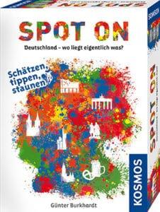 """Das Spiel """"Spot on"""""""