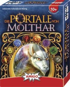 Das Spiel die Portale von Molthar